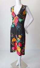 VERY VERY Size 12 US 8 Sleeveless Floral Shift Dress  Made in Australia