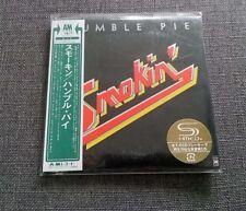 Humble Pie Smokin' JAPAN MINI LP SHM CD SEALED