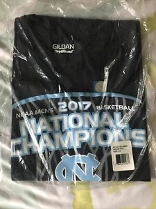 UNC TARHEELS 2017 Men's National Championship NCAA Basketball T-shirt