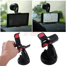 Universal Dashboard Windshield Suction Mount Stand Holder for GPS or Smartphone