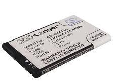 Batería Li-ion Para Nokia Bl-4j C6 C6-00 Touch 3g Nuevo De Calidad Premium