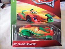 Disney Pixar Cars - Rip Clutchgoneski - 2018 release - World Grand Prix