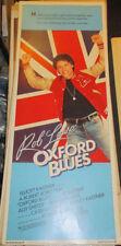 OXFORD BLUES! '84 ROB LOWE CLASSIC ORIGINAL INSERT FILM POSTER!
