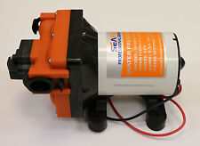 12V Seaflo 3.0 GPM Water Pump RV Boat Replace SHURFLO Quick Connect bypass valve