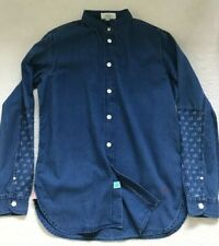 Paul Smith RED EAR Denim Long Sleeve Shirt