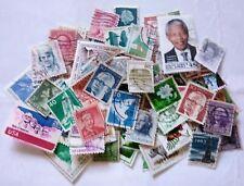 Lote de 100 sellos del mundo usados