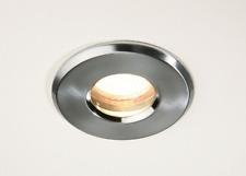 MR16 Bathroom Shower Downlights Low Voltage 12V Halogen Recessed Nickel IP65
