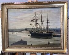 Philip Hugh Padwick Original Oil On Board - Final Reduction
