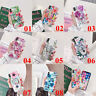 For iPhone 11 Pro Max XS XR 6s 7 8 Plus Flower Leaf Holder Stand TPU Case Cover