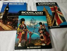 London, The British Isles, Scotland by Ted Smart, David Gibbon 1978 Hardcover