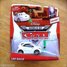 Disney World of Cars LEE RACÉ 2014 CHASE MEL DORADO SHOW diecast2/9 RACE chemist