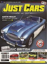 Just Cars Aug 09 Austin Healey BT7 Tri Carb 3000 65 Mini DeLuxe Fleetwood Strech