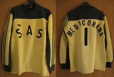 Maillot ADIDAS Gardien vintage SAS Medicorama trefoil 70'S Jersey - M