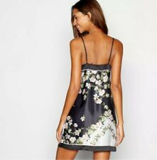 BNWT Ted Baker Light Pink floral /'Kensington/' Chemise with sizes