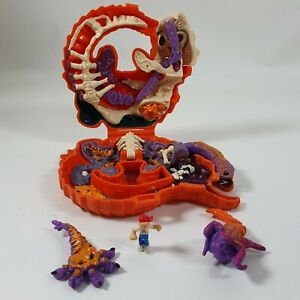 Mighty Max Lashes Lizard Geela Guts Doom Zone Series 3 1994 Complete Bluebird