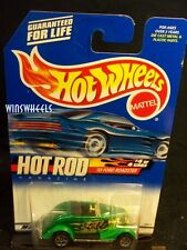 HOT WHEELS 2000 #8 -3 33 FORD ROADSTER 5 SP MALAY ROUNDED 00C