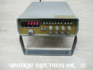 TENMA M/N 72-380 Function Generator - TESTED