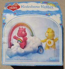 Vtg 1983 Care Bears RAINBOW ROLLER Toy Vehicle Car #61130 MIB