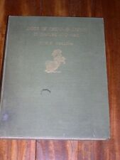 """VERY RARE LARGE DOG BOOK """"DOGS OF CHINA & JAPAN"""" 1ST 1921 BY COLLIER PEKINGESE"""