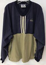 adidas golf pullover Jacket Men Size Large Vintage