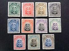 SOUTHERN RHODESIA  1924 KGV ADMIRAL. 1/2d-2Sh 6d (11) MLH