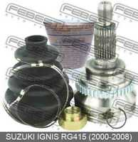 Outer Cv Joint 28X49X25 For Suzuki Ignis Rg415 (2000-2008)