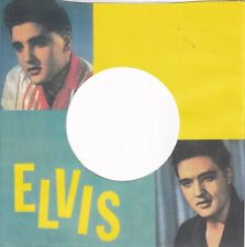 ELVIS  Reproduction Record Sleeves - (pack of 5)