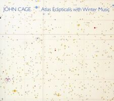 John Cage Atlas Eclipticalis With Winter Music (Rmst) 3 CD NEW sealed