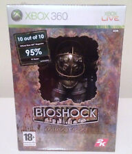BIOSHOCK COLLECTORS EDITION (XBOX 360) PAL VERSION