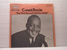 """Count Basie-""""First Records He Ever Made"""" Sandy Hook LP S.H. 2017- NM-"""