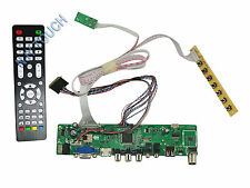 HDMI USB Programmable LCD Controller Board for LP133WH1-TLB1 B133XW01 1366x768