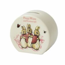 Beatrix Potter A26696 Flopsy Mopsy and Cotton-tail Money Bank