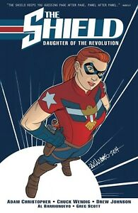SHIELD (DARK CIRCLE) TP VOL 01 DAUGHTER OF REVOLUTION (MR) (ARCHIE COMICS)