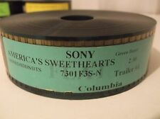 AMERICA'S SWEETHEARTS (2001) 35MM Movie Trailer Film JULIA ROBERTS Billy Crystal