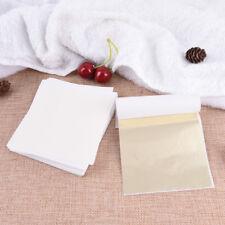 DIY 100 Sheets Gold Foil Leaf Leaf Gilding Handicrafts  Craft Paper Decoration