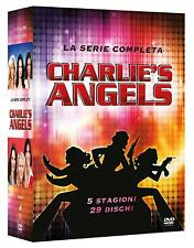 Dvd Charlie's Angels: Serie Completa (29 DVD) ......NUOVO