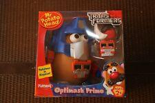 Mr. Potato Head Transformers Optimash Optimus Prime Playskool Hasbro 2006 NIB