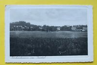 Bayern AK Irschenhausen Icking 1920er OBB Ortsansicht Bauernhöfe Isartalk  (1