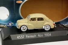 Solido 1/43 - Renault 4CV 1954 Beige