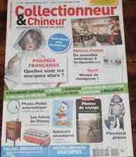 REVUE Collectionneur Chineur 192 Poupées françaises Disney Menu phonograph Pathé