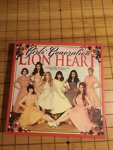 Girls´Generation Lion Heart inkl. Photocard