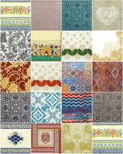 20x Different Table Party Paper Napkins for Decoupage Decopatch Ornaments Mix