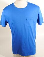Polo Ralph Lauren Classic Blue Orange Pony T-Shirt Sz XL Not Outlet $50 A1C