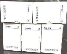5x Color Toner for Fuji Xerox CM215, CP215W, CP105b CP205 CP205W CM205,