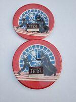 SET OF 8 VINTAGE 1983 NIP RETURN OF THE JEDI STAR WARS PARTY PAPER PLATES