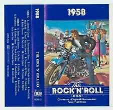 1958 The Rock 'N' Roll Era.Doo Wop(Cassette Time-Life 1986) 23 Hits! Chuck Berry