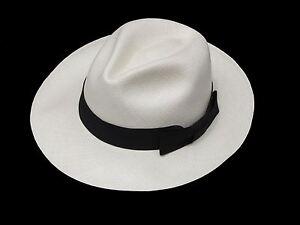"Original Panamahut aus Montecristi, ""Clásico""  Fino reg. Hut Strohhut Panama Hat"