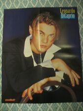 Leonardo DiCaprio Magazine Poster