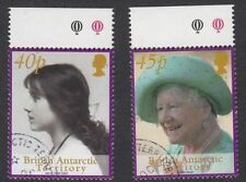 Royalty Used Falkland Island Stamps