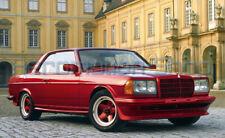 """Bodykit """"AMG"""" for Mercedes-Benz W123 S123 C123 300D 230CE 280E 280TE 230E"""